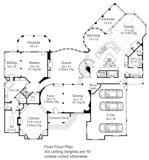 House Pontarion House Plan Green Builder House Plans