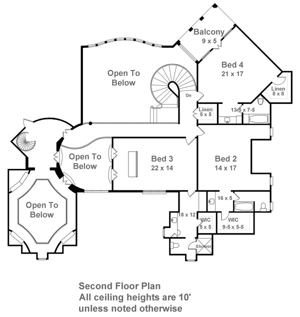 House pontarion house plan green builder house plans for Builder house plans com