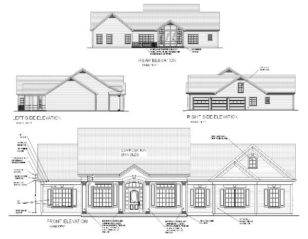 House The Oconee House Plan Green Builder House Plans