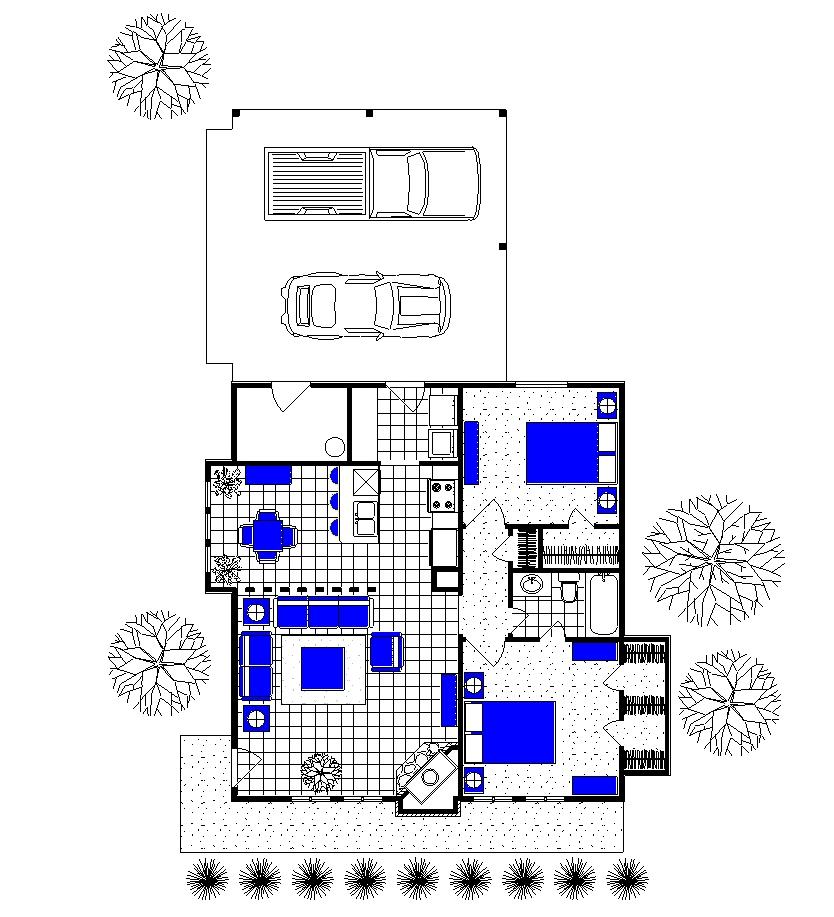 House Mountain Chalet 900 House Plan Green Builder