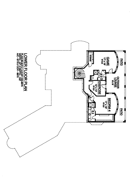 image of Shadow Creek House Plan