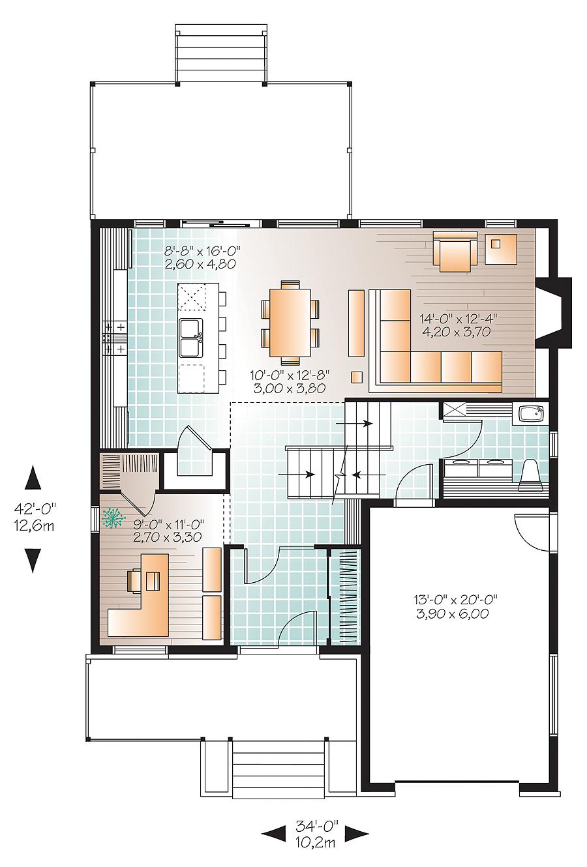 House Aldana House Plan Green Builder House Plans