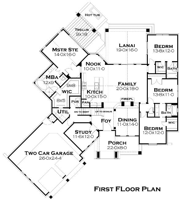 House Reconnaissante Cottage House Plan Green Builder