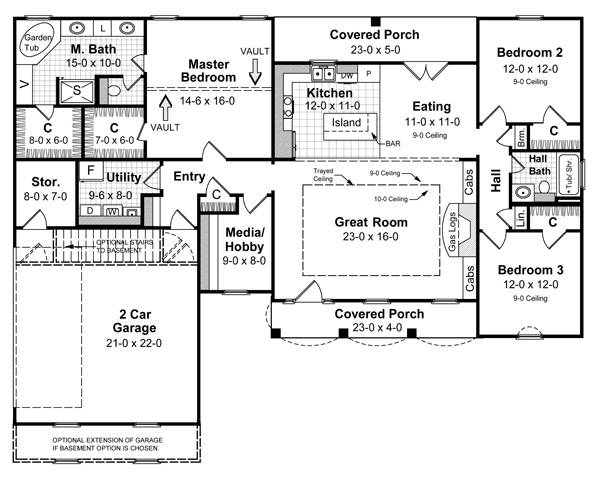 House The Cedarbrook House Plan Green Builder House Plans