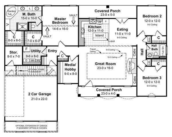 House the remington house plan green builder house plans for Mother daughter house design