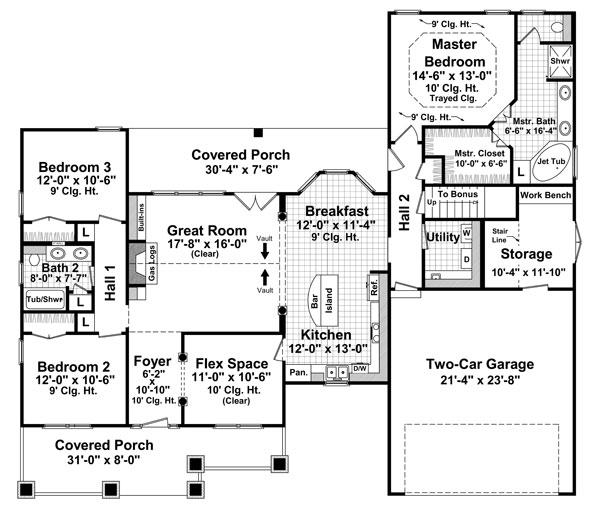 House The Lexington Ridge House Plan Green Builder House