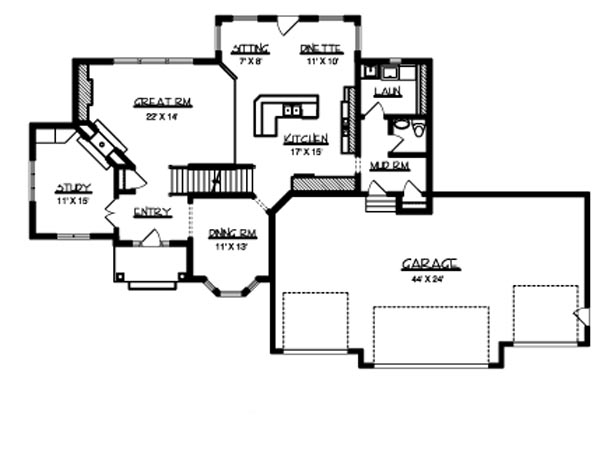 House The Maple Grove House Plan Green Builder House Plans