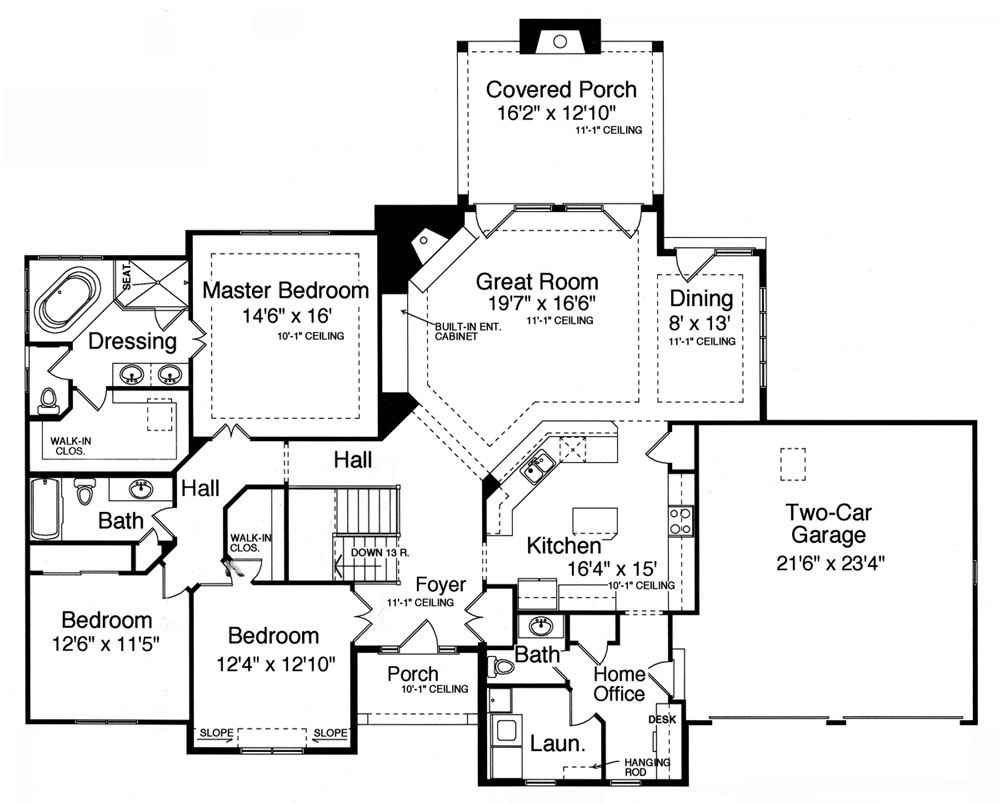 House Bonnie Lynn House Plan Green Builder House Plans