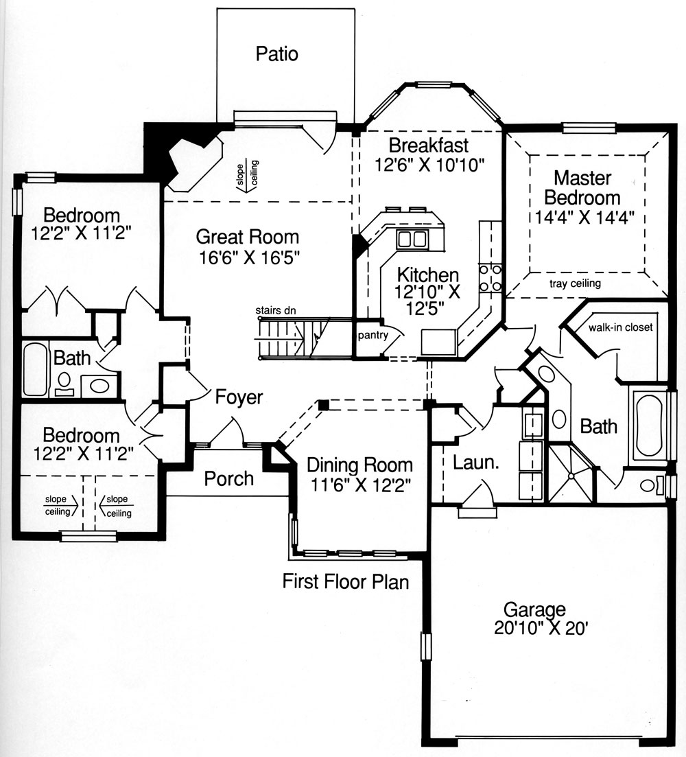 House Carrington House Plan Green Builder House Plans