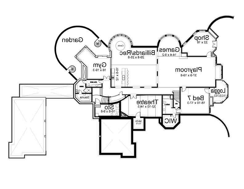 house chateaubriand house plan green builder house plans