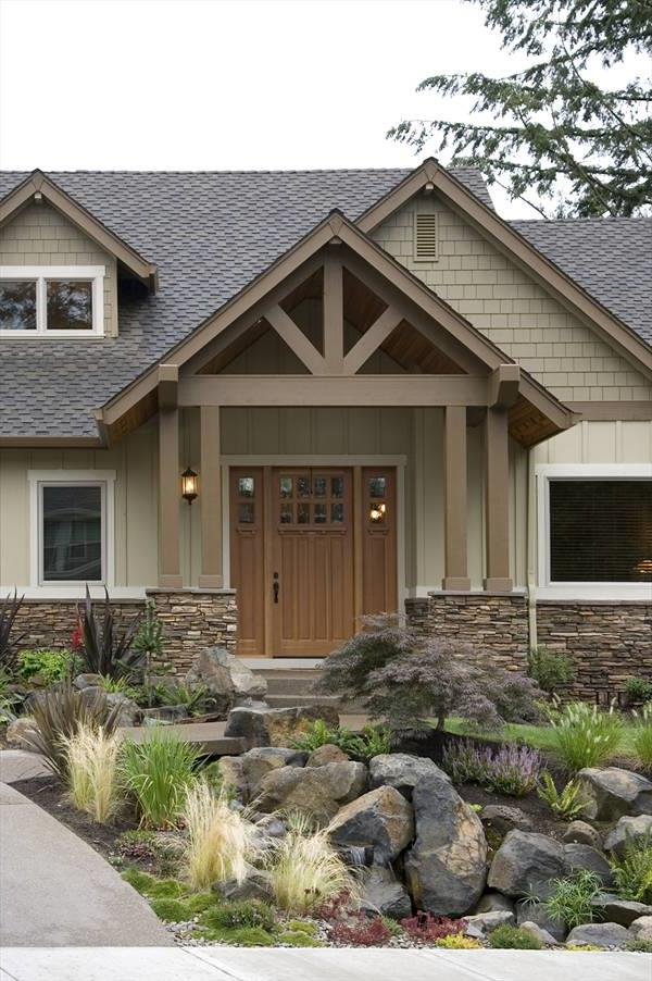 Craftsman Style Ranch House Plans Quotes