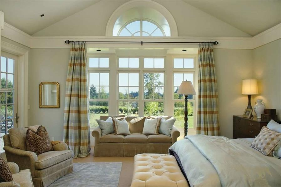 Master Bedroom image of Stoneham House Plan