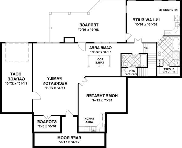 28+ [ House The Long Meadow House Plan Green Builder House Plans ...