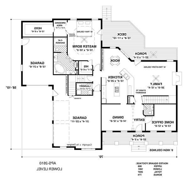 House the habersham house plan green builder house plans for Habersham house plans