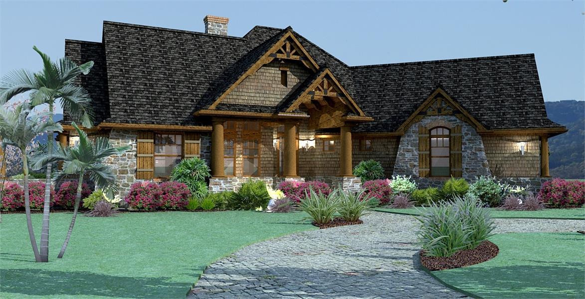 house vita encantata house plan green builder house plans