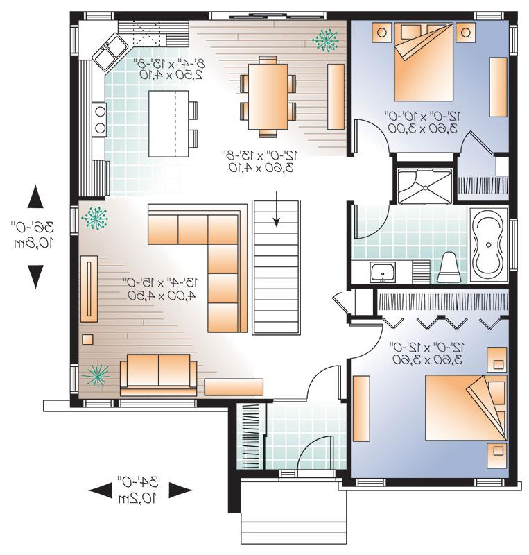 House Camelia House Plan Green Builder House Plans