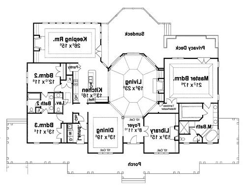 House Carnegie Ii House Plan Green Builder House Plans