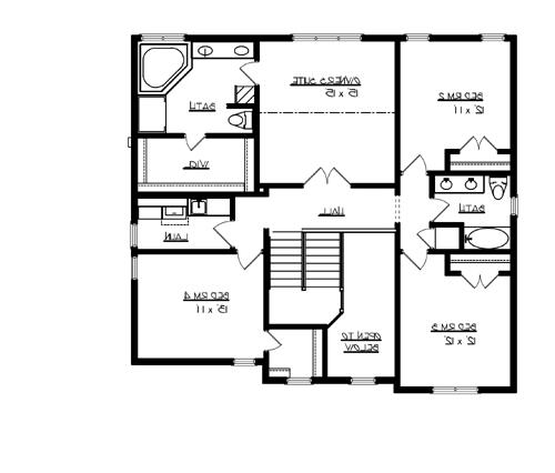 House The Williamsburg House Plan Green Builder House Plans