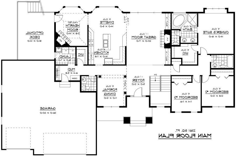 House madison ave house plan green builder house plans for Madison house plan
